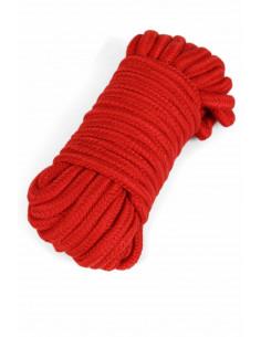 16010B-RD Bondage rope 10m