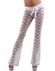 50251P-WH Low waist Pants...