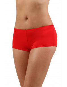 1 Boxer short stretch. Taille basse