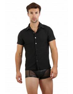 9402-BK Man's shirt